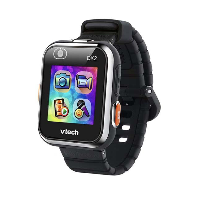 photo of kids wearable vtech game watch