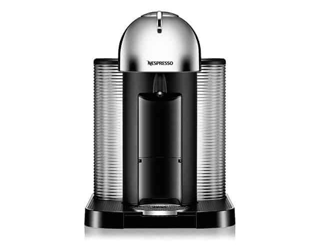 photo of a Nespresso maker