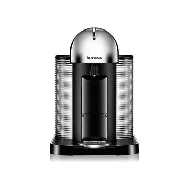 photo of a Nespresso maker