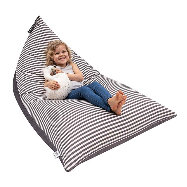 photo of bean bag chair for kids