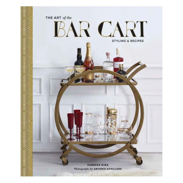 photo of The Art of the Bar Cart book