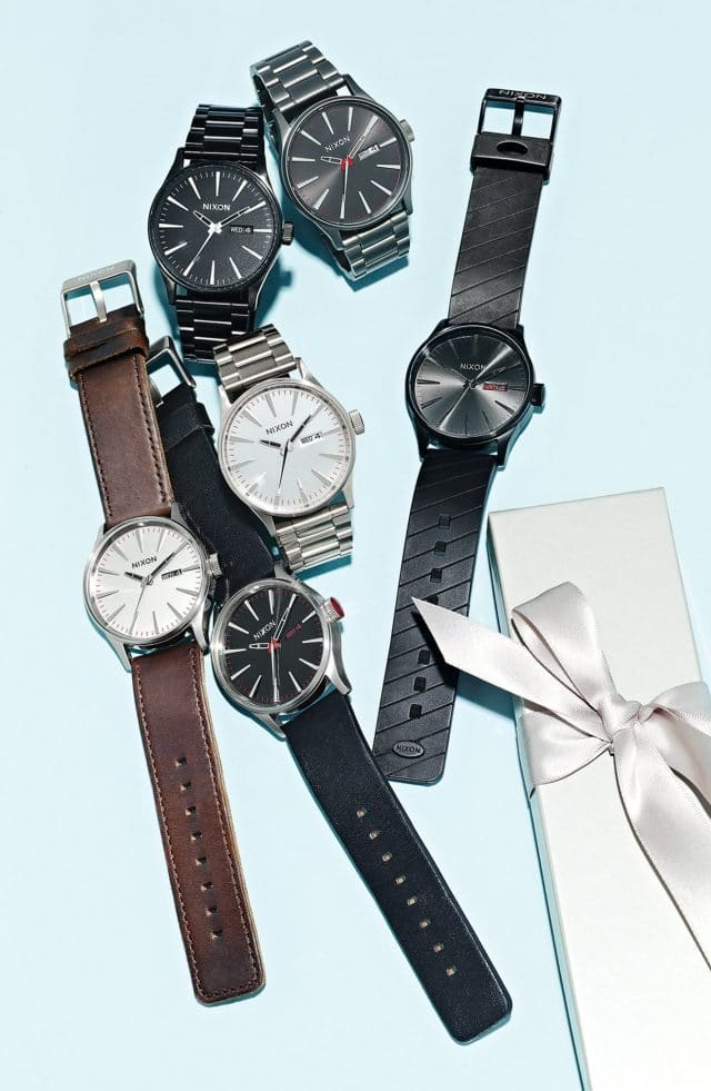 photo of the Nixon Watch Gifts For Men