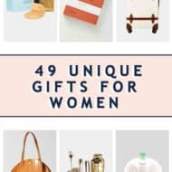photo of 6 unique gifts for her