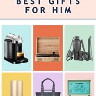 Sugar & Cloth: 50 Best Gifts for Him - Featured Image