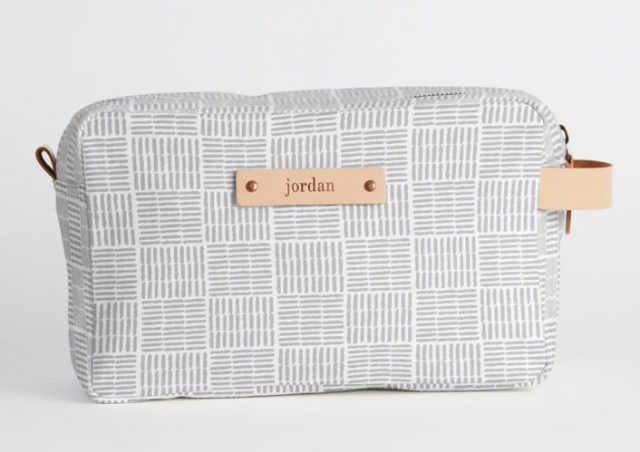 photo of the Personalized Woven Dopp Kit Gifts For Me