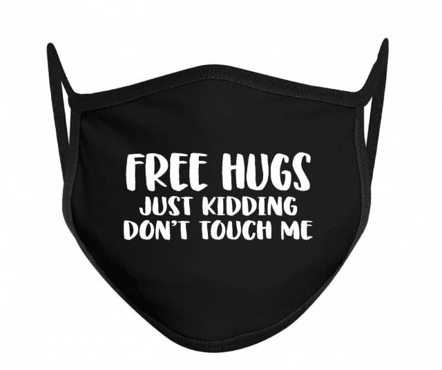funny 2020 face mask gift idea