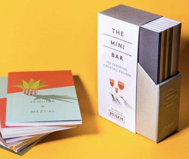 photo of book set titled The Mini Bar