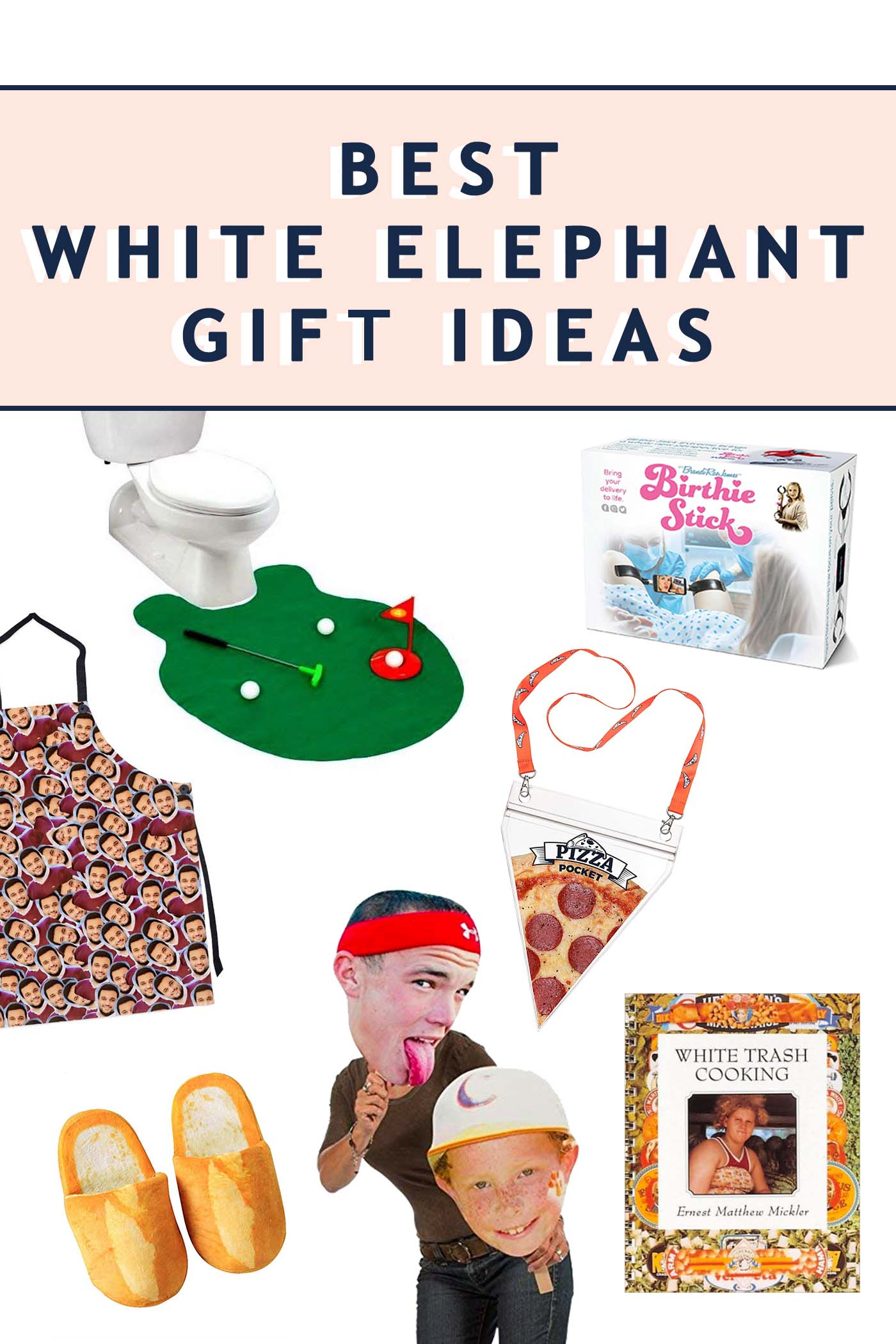 White Elephant Gift Ideas Funny And Unexpected Gift