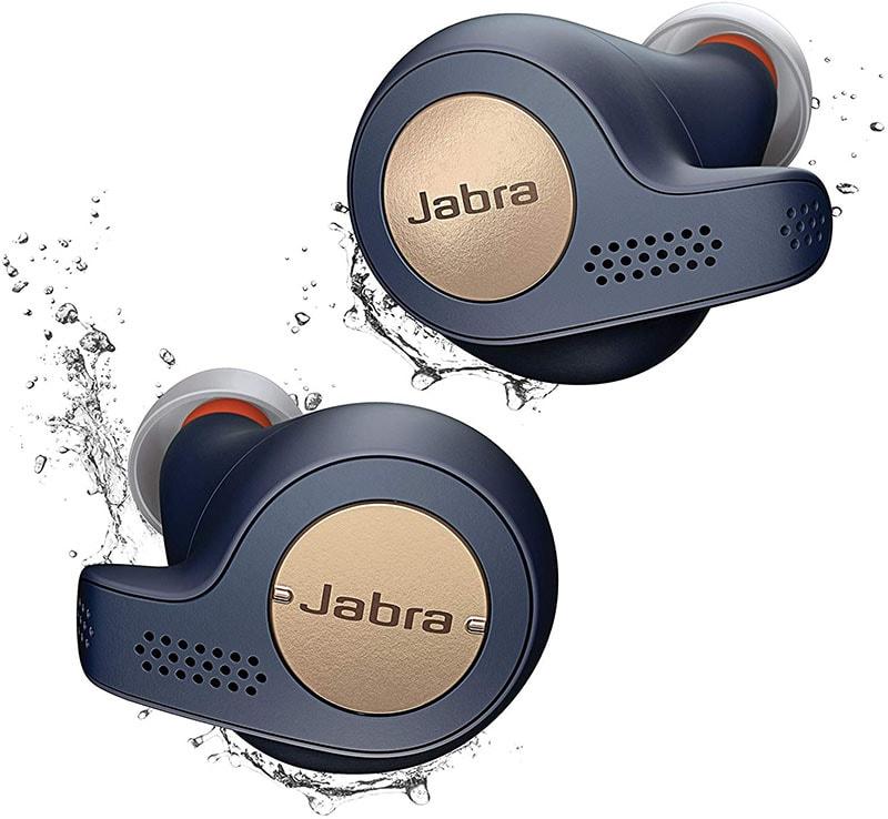 photo of Jabra waterproof wireless ear buds
