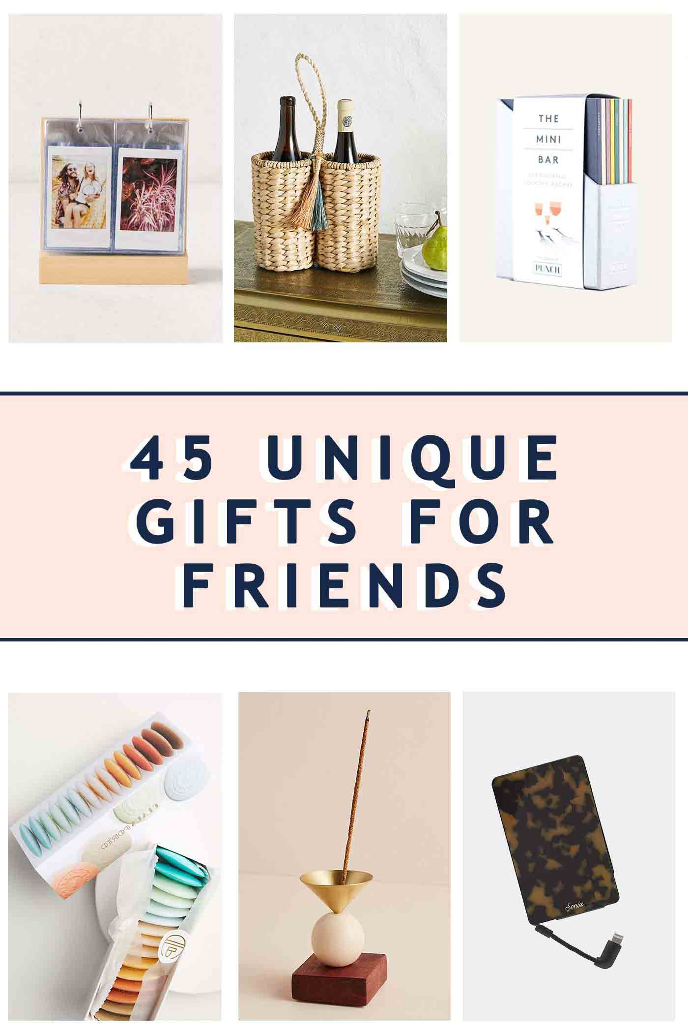 Best Friend Gifts 45 Unique For