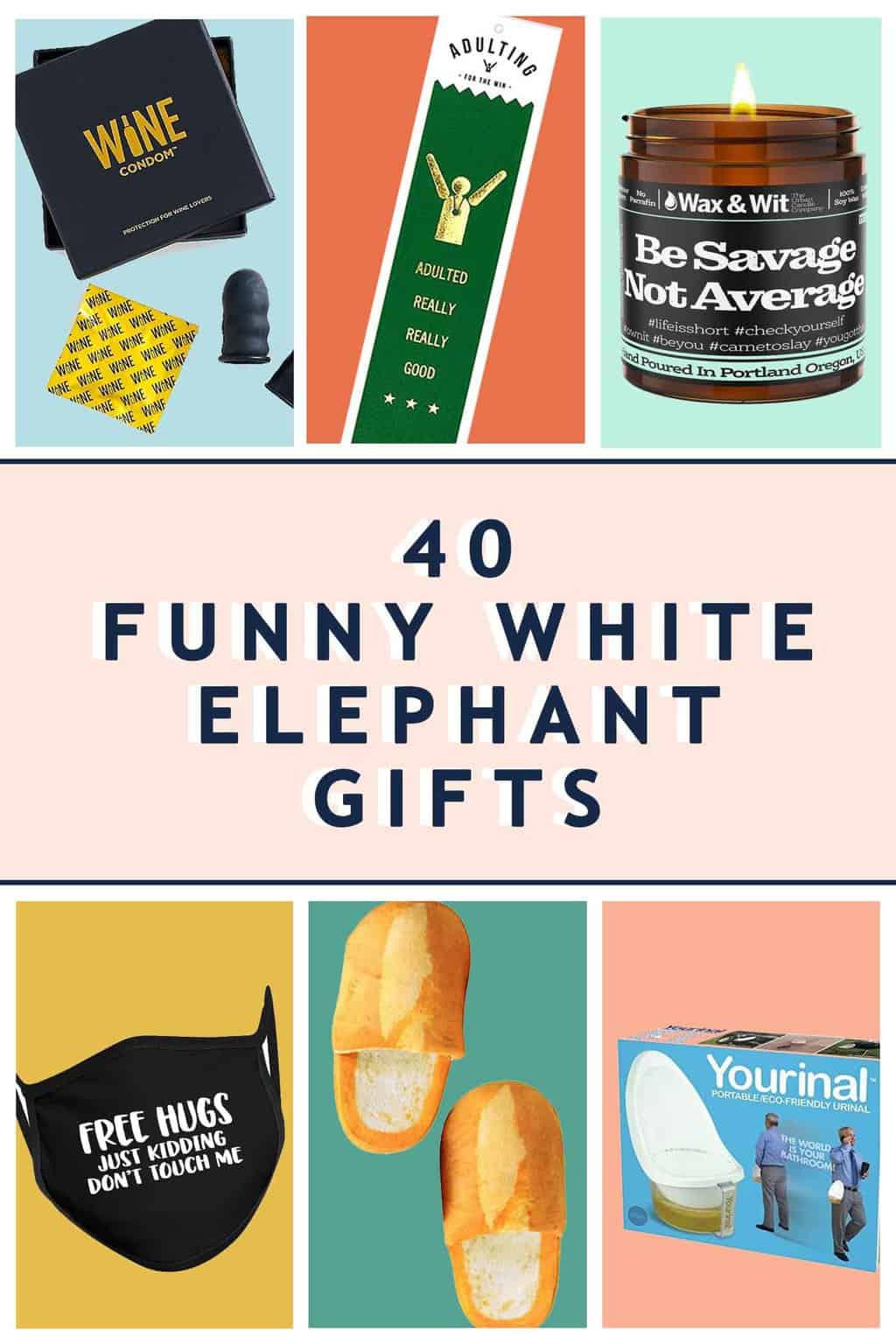 White Elephant Gift Ideas Funny And Unexpected Gift Exchange Ideas