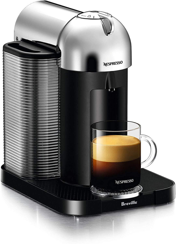 photo of a Nespresso machine