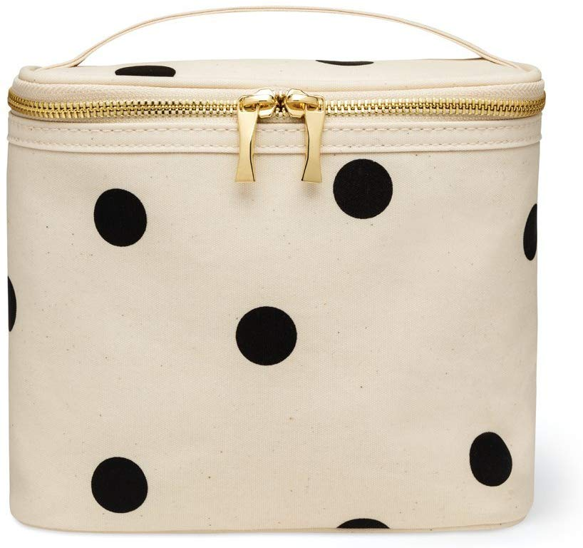 photo of kate spade polka dot lunch box