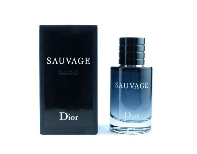 photo of Sauvage men's cologne by Dior