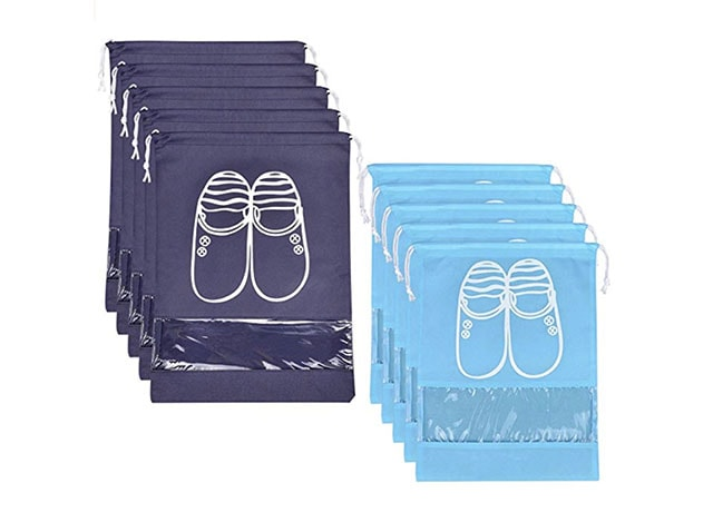 photo of shoe storage bags