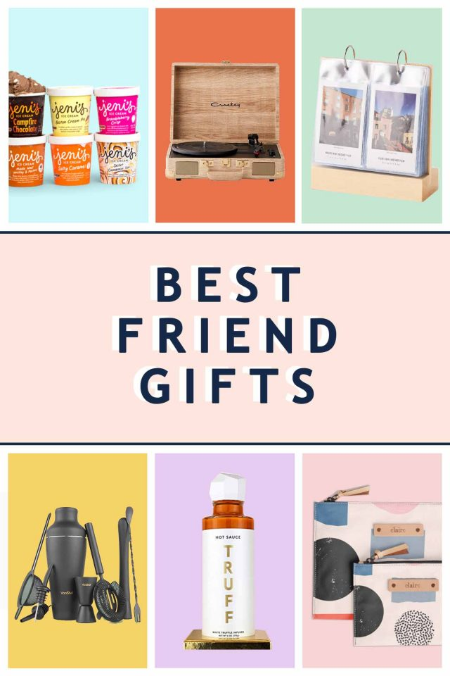 photo of several gifts for friends ideas by sugar and cloth