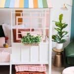 Little Girl Room Ideas: Gwen's Toddler Girls Bedroom Before & After