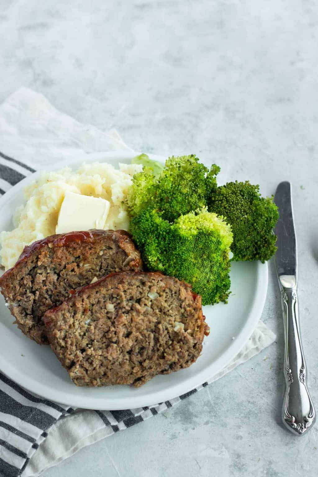 Dinner Idea The Best Easy Meatloaf Recipe Sugar Cloth