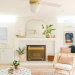Before & After: Our Lakeside Modern Living Room