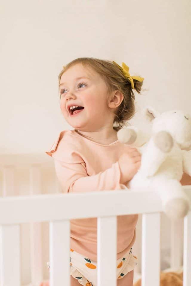photo off Gwen still happy despite being sick again by top Houston lifestyle blogger Ashley Rose of Sugar & Cloth