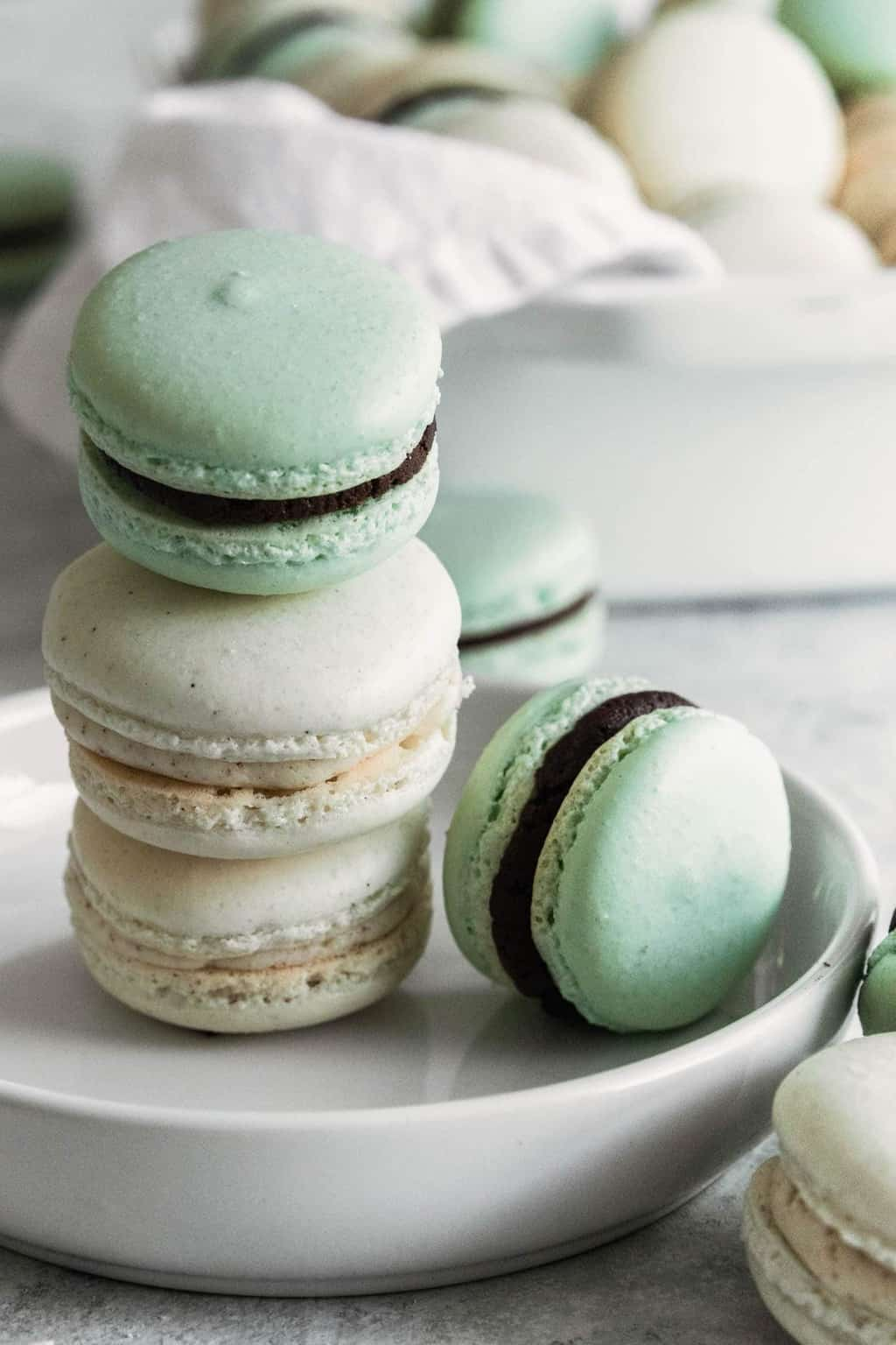 Macarons Recipe How To Make Macarons Sugar Cloth