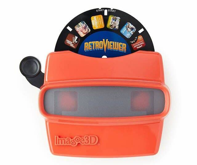 photo of the Create Your Own Reel Viewer Personalized Gift