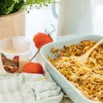 Chicken Pasta Bake: Healthy & Easy Baked Chicken Spaghetti