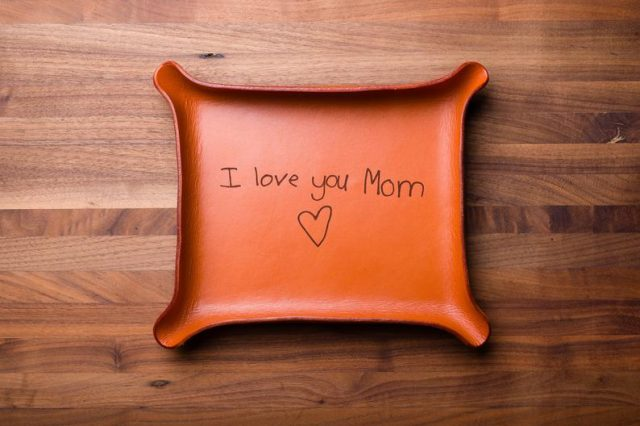 photo of the personalized gift Your Handwriting Catch All