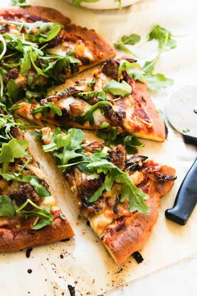 Keto Pizza: How To Make Keto Pizza Crust Recipe