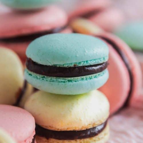 How to Make Italian Macarons Recipe