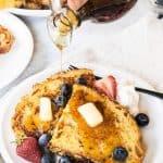 Sourdough French Toast Recipe