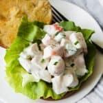 Quick & Easy Crab Salad Recipe
