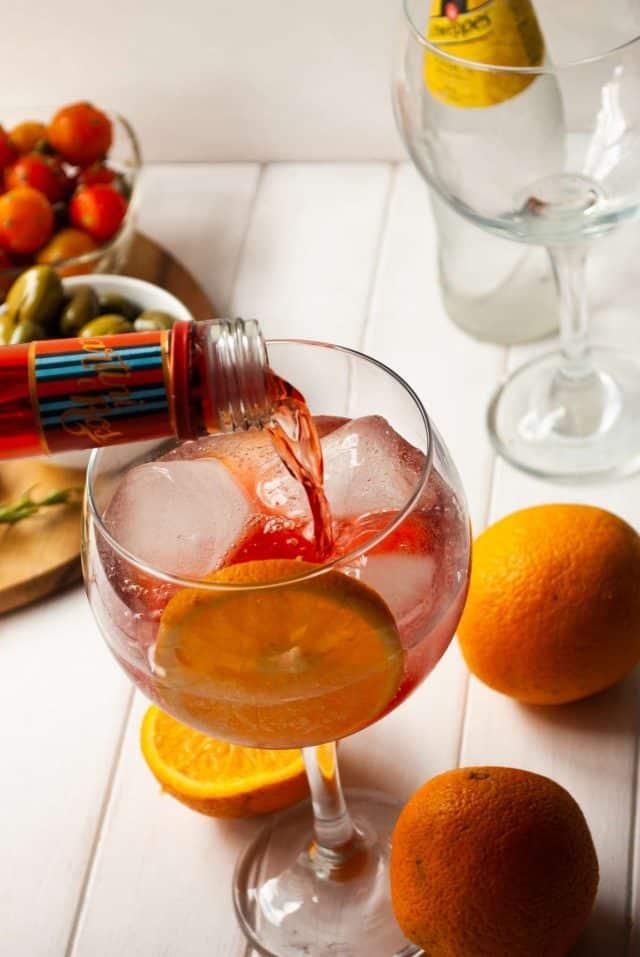 Martini Fiero Recipe