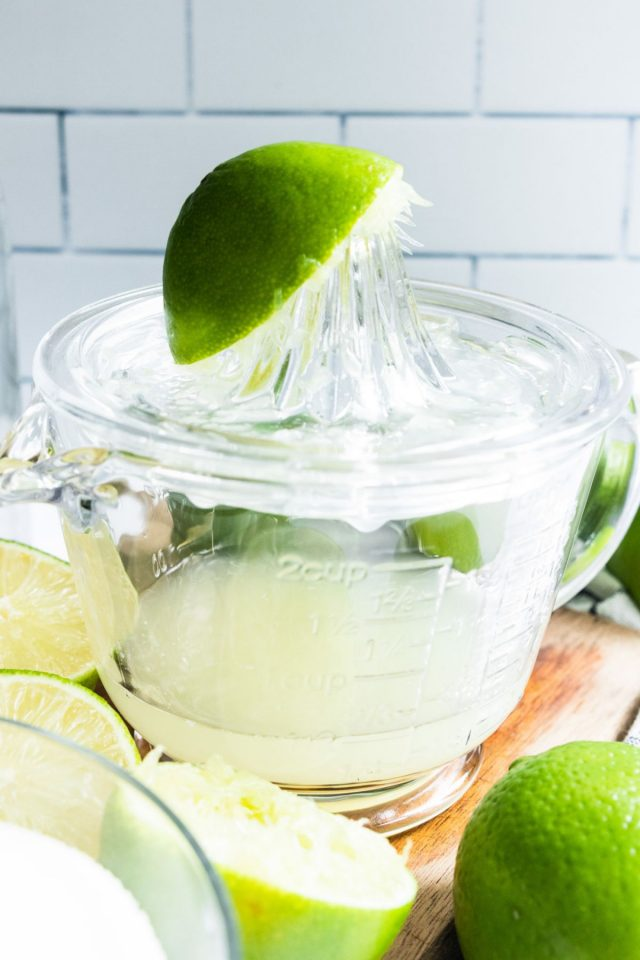 recipes for limeade - freshly squeezed lime juice
