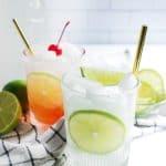 Easy 3 Ingredient Homemade Limeade Recipe